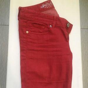 Expesss Zelda Cropped Jeans - Size 4